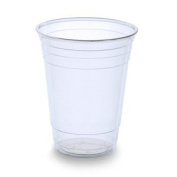 Dart Conex 16CT 470ml Clear PET Plastic Cold Cup 50/PK