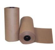 Boardwalk KFT3640900 900' Length, 91.4cm Width Kraft Paper Roll