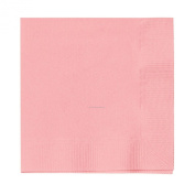 Light Pink 2 Ply Luncheon Napkins 20 Per Pack
