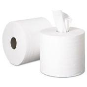 Georgia Pacific : Sofpull Perforated Paper Towel, 7-3/4 x 16, White, 560 per Roll, 4 per Carton -:- Sold as 2 Packs of - 4 - / - Total of 8 Each