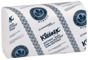 Kimberly-Clark Professional 1999 Kleenex Paper Towel, Scott-Fold, 23.9cm Width x 31.5cm Length, White