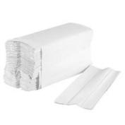 Boardwalk C Fold White Hand Towel-BWK6220