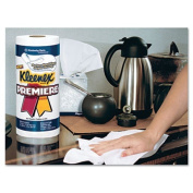 KLEENEX PREMIERE Kitchen Roll Towels, White, 70/Roll, 24 Rolls/Carton