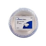 Clear 150ml Plastic Bowls - 40 Count