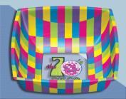 Amscan International Square Plastic Bowl Disco