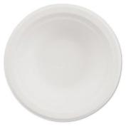 Huhtamaki 21230 Classic Paper Bowl, 350ml, White, 125/Pack, 1000/Carton