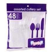 Assorted Cutlery Set