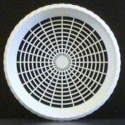 Plastic 23cm Paper Plate Holders in White Maryland Plastics, 4 plate holders per unit