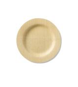 Bambu 17.8cm Round Veneerware Plates, Package of 25