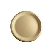 Bgreen's 100% Biodegradable, 100% Compostable Bagasse 22.9cm Plates