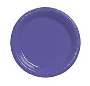 Amscan International 22.8cm Plate Plastic
