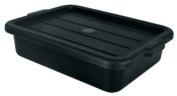 Update International BB-5B Plastic Tote Box, Black, 12.7cm