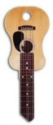 Acoustic Guitar Schlage SC1 House Key