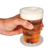 Paladone Pocket Pint Collapsible Pint Glass