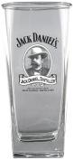 Jack Daniel's Licenced Barware Cameo Tall Rocks Glass