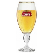 STELLA ARTOIS NEW STYLE CHALLIS GLASSES 590ml IN SETS OF 6
