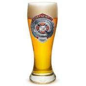 Firefighter Badge of Honour 680ml Pilsner Glass