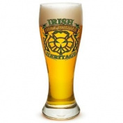 Irish Firefighter Heritage 680ml Pilsner Glass