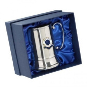 Sheffield Wednesday 'The Owls' Football Club Stainless Steel Tankard