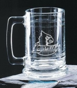 Louisville Cardinals 440ml Deep Etched Colonial Beer Tankard