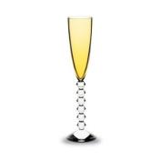Baccarat Vega Flutissimo Topaz Flute Champagne Glass 2101570