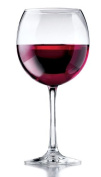 Libbey Vina Round Red Wine Goblets, 530ml, Set of 6
