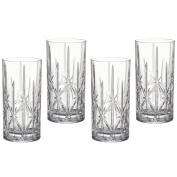 Marquis by Waterford Sparkle High Ball Glasses, 650ml, Set of 4