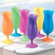 12 Neon Hurricane Glasses [Toy]