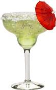 Libbey 430ml Mucho Margarita Glass, Clear, 4-Piece