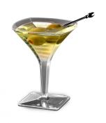 Squares Mini Martini Glass, 60ml, 96 Glasses