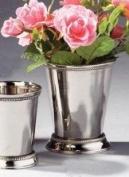 Elegance Small Beaded Mint Julep Cup - 180ml - 8.9cm