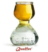 Shot Glasses By Quaffer - 4 Plastic Shooters - Perfect for Parties, Birthdays and Weddings!