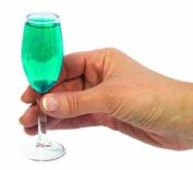 Champagne Mini Shot Glasses