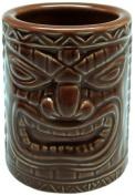 Hawaiian Tiki Shot Glass Lucky