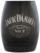 Jack Daniel's Black Glass Barrel Shot 90ml, Officially Licenced Product, Exclusive Product