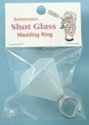 Kheper Games Shot Glass Wedding Ring