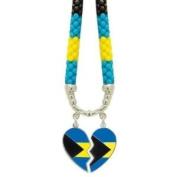 Necklaces BAHAMAS HEART-