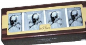 Skull Crossbones DOF Double Old Fashion Glasses 350ml