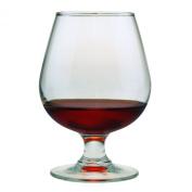 Susquehanna Glass Brandy Snifter Glasses, 350ml, Set of 4