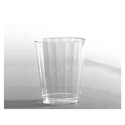 WNA Masterpiece 557405 Crystal Cut Party Tumblers 300ml Plastic Cups 150 Pack