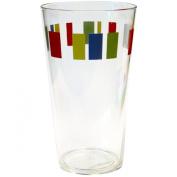 Corelle Coordinates Memphis Acrylic Tumbler Glasses, 560ml, Set of 6