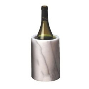 American Metalcraft White Marble Wine Cooler