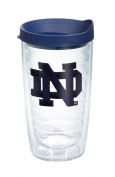 Tervis Tumbler Notre Dame Fighting Irish 470ml with Navy Lid