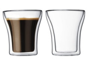 Bodum Thermo-Glass Assam Double Wall Thermo-Glasses , Set of 2
