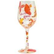 Lolita Love My Wine Glass, Butterfly Kisses