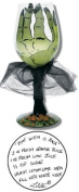 Lolita Halloween Wine Glass The Witch is Back New Gift