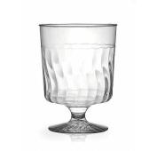 Flairware 160ml Wine Glass, 240-Piece, Clear
