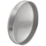Dixon B16W-R600 Stainless Steel 316L Sanitary Fitting, Unpolished Weld End Cap, 15.2cm Tube OD
