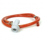 0.8cm Gas Line Assembly - Ball Lock