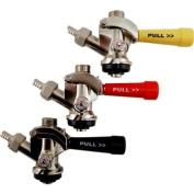 US Sankey Keg Coupler - D System - Lever Handle